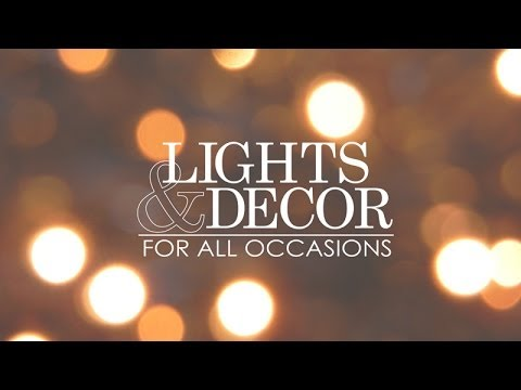 Lights And Decor For All Occasions Sevenstonesinc Amazing Design