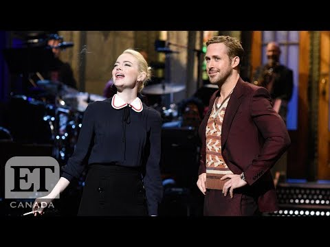 'SNL' After-Party With Ryan Gosling, Beyonce, Jay-Z