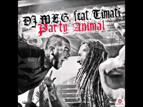 DJ M.E.G. Feat. Timati - Party Animal (Mike Candys Radio Edit).mp4