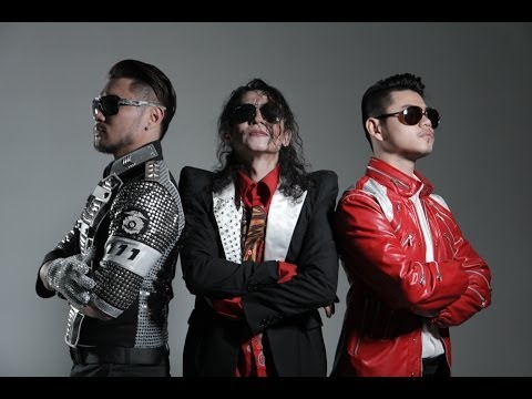 Michael Jackson Tribute - Love Never Felt So Good by Dennis Lau & Michael Leaner feat. Vinn & Reizo