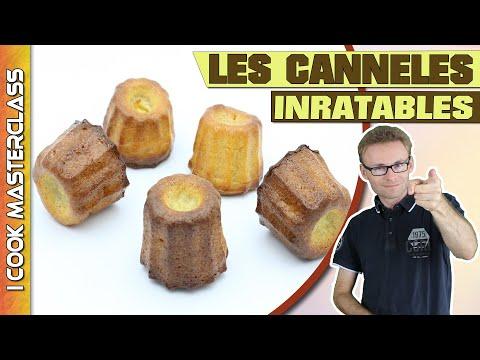 ✅-comment-reussir-les-canneles-?-ma-recette-inratable-des-canelés-(cannelés)-bordelais-!