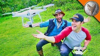 Drones in the Jungle! thumbnail