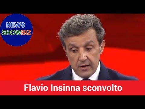 Roba pazzesca a L'Eredità: Flavio Insinna sconvolto. Uno scivolone clamoroso