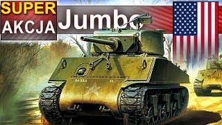 Sherman Jumbo - medal Poola w 4 minuty - World of Tanks