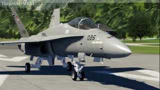 Aerofly FS F/A-18 Hornet