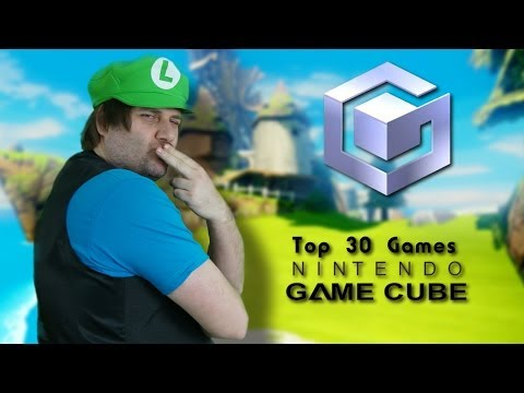 Top 30 Nintendo Gamecube Games   Chat with Chad #2