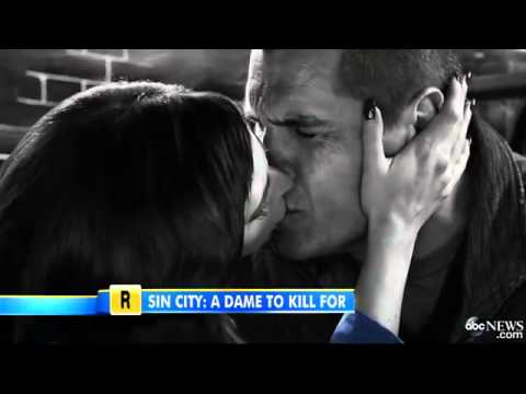 Eva Green & Josh Brolin - Sin City A Dame To Kill For Clip streaming vf