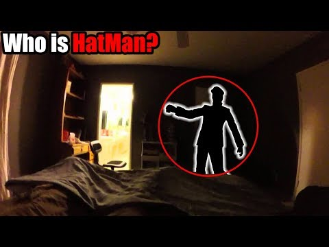 Who is the Hat Man? | World Wide Hat Man phenomenon (Shadow People)