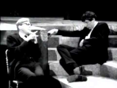 Oxbridge Philosophy - Alan Bennett & Jonathan Miller