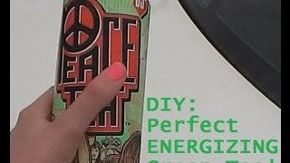 DIY: PERFECT GREEN TEA FOR ENERGY! Thumbnail