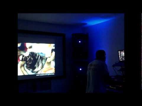 Testing Numark NS7, Korg KP3, and Virtual DJ Pro 7 for video Mixing