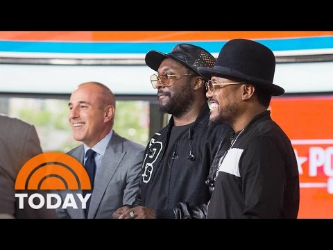 The Black Eyed Peas Share Meaning Behind 'Where Is The Love' Music Video Remake | TODAY