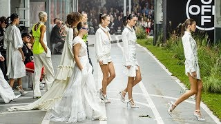 Off White | Spring Summer 2019 Full Fashion Show | Exclusive