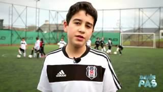 Derin Pas 12. Bölümden; emekli futbolcu ve futbol eğitmeni