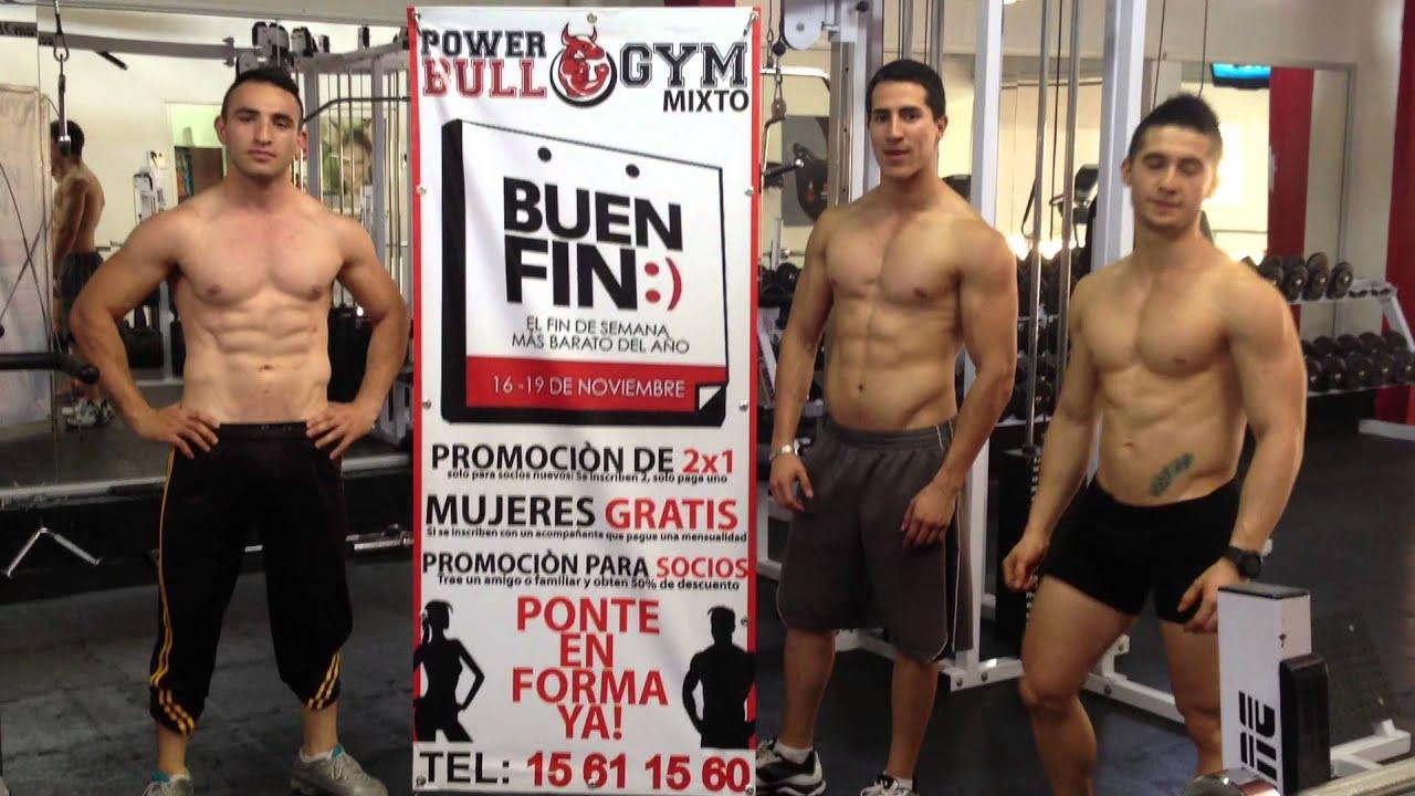Buen fin promociones ya en power bull gym 16 19 nov for Gimnasio 7 de fitness badalona