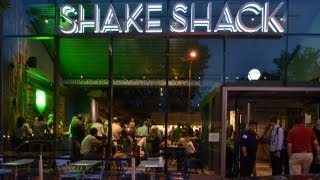 Food Haven: Danny Meyer on the opening of Shake Shack in New Haven