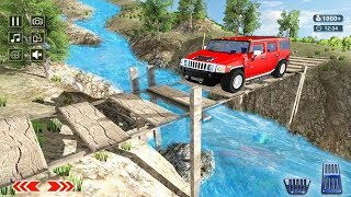 Android GamePlay HD - Offroad Hummer Driving 2018