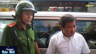 Ông Đoàn Ngọc Hải xử xe biển xanh, xe đài truyền hình HTV9 - Tin Tức Mới