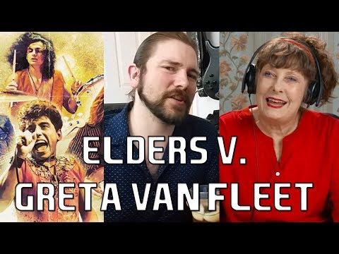 ELDERS KNOW GRETA VAN ZEPPELIN!?!?! (Greta Van Fleet) | Mike The Music Snob Reacts