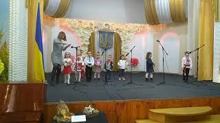 """Веселі Барви """"Україна - це ми"""" , с.Фурси, концерт до Дня Захисника України"""