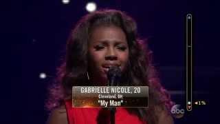 Rising Star - Gabrielle Nicole Sings