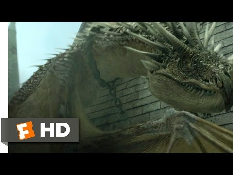 Harry Potter and the Goblet of Fire (2/5) Movie CLIP - Tower Chase (2005) HD