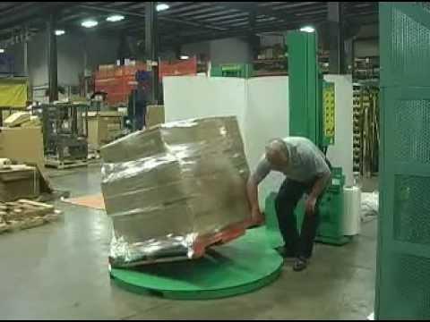 predator xs stretch wrap machine manual
