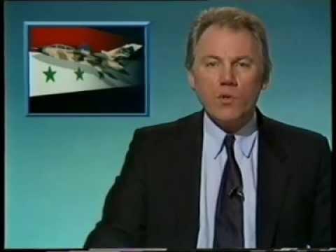 Gulf War: BBC Six O'Clock News 17 January 1991