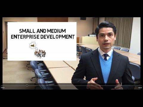 Small & Medium Enterprise Development Course