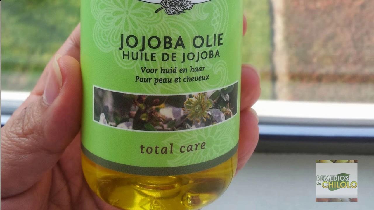 Del la jojoba propiedades en cara aceite de
