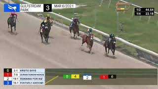 Vidéo de la course PMU ALLOWANCE OPTIONAL CLAIMING 1200M