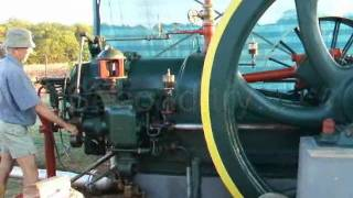 Hornsby Oil Engine 100 HP