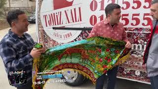 """Təmiz Xalı-""""Tv-yə Giriş SərBƏStDİR"""" adlı yeni konsert. 2020"""