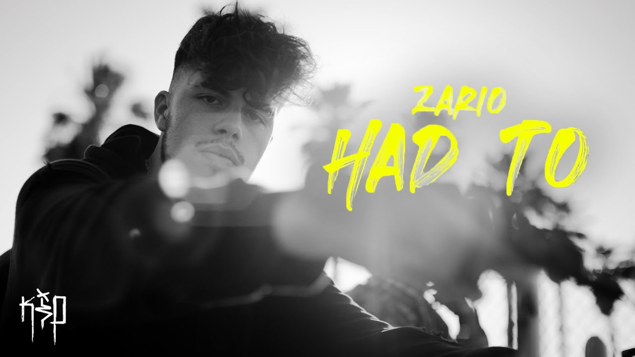 Zario - Had To prod. NIGHTGRIND, LONGLIVE | Official Video Clip