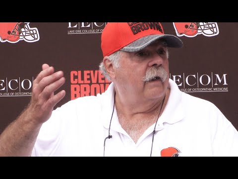 It wasn't magic says Browns OL coach of card test at combine