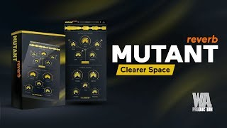 mutant reverb vocal reverb plugin with a built in ducker vst au aax