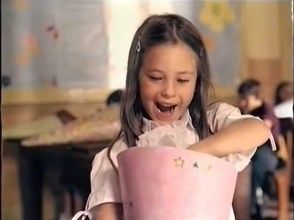 Kinder Schokolade Werbung Das packst du schon 2006 - YouTube