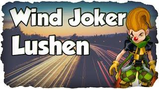 SUMMONERS WAR: Lushen - Der Wind Joker - Review + Runen! (Deutsch / German)