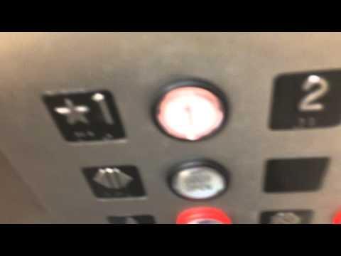 Refurbished Montgomery Hydraulic Elevator at JCPenney, Woodland Mall, Grand Rapids, MI