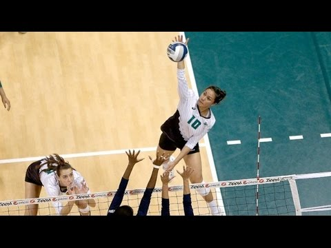 Rainbow Wahine Volleyball 2015  - #8 Hawaii Vs UC Davis