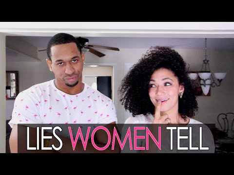 LIES WOMEN TELL MEN