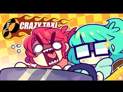 Crazy Taxi / Totally Radical!!!! / Jaltoid Games