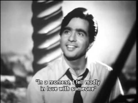 Milte Hi Ankhen Dil Hua Diwana Kisi Ka Talat Mahmood  Shamshad Begum Film Babul