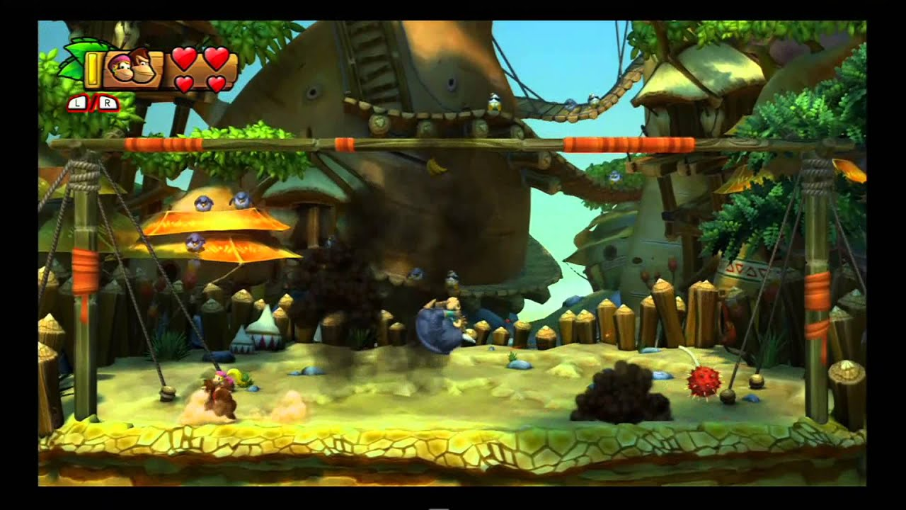 Donkey kong country tropical freeze ba boom - photo#3