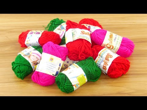 DIY woolen craft idea For Room deco | DIY arts and crafts | Homemade carft project
