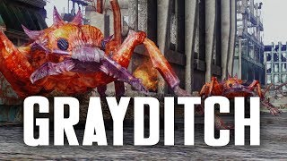 Скачать The Town Of Grayditch Population ANTS Fallout 3 Lore