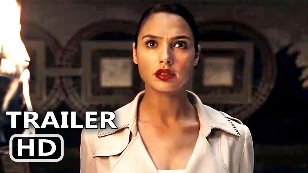 "JUSTICE LEAGUE Snyder Cut ""Wonder Woman"" Trailer (2021) Gal Gadot Action Movie"