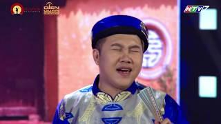 Tiếu lâm nhạc hội   Teaser tập 15: Đau đầu nhức óc với giọng hát như Chaien của trưởng làng