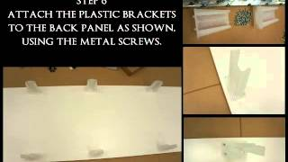 Wall Pantry Kitchen Cabinet Assembly Video