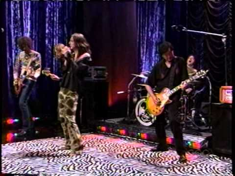 Jimmy Page and the Black Crowes - 14.08.2000 - The Tonight Show with Jay Leno